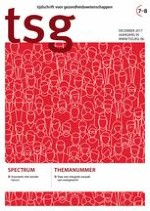 TSG - Tijdschrift voor gezondheidswetenschappen 7-8/2017
