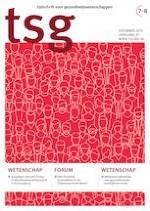 TSG - Tijdschrift voor gezondheidswetenschappen 7-8/2019