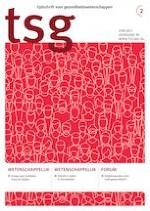 TSG - Tijdschrift voor gezondheidswetenschappen 2/2021