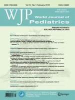 World Journal of Pediatrics 1/2016