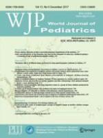 World Journal of Pediatrics 6/2017
