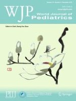 World Journal of Pediatrics 6/2018