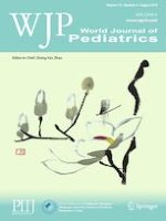 World Journal of Pediatrics 4/2019
