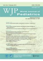 World Journal of Pediatrics 1/2010