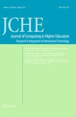 Journal of Computing in Higher Education 2/2005