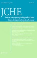 Journal of Computing in Higher Education 2/2016