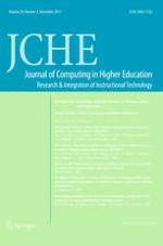 Journal of Computing in Higher Education 3/2017