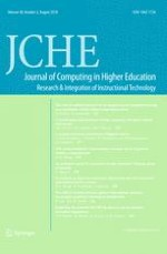 Journal of Computing in Higher Education 2/2018