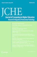Journal of Computing in Higher Education 2/2019