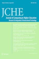 Journal of Computing in Higher Education 2/2021