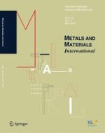 Metals and Materials International 3/2017