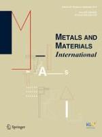 Metals and Materials International 5/2018