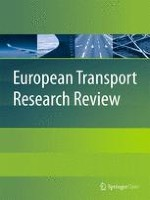 European Transport Research Review 1/2021