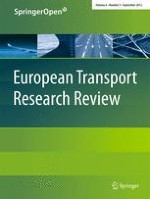 European Transport Research Review 3/2012