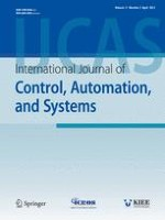 International Journal of Control, Automation and Systems 2/2013