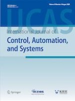 International Journal of Control, Automation and Systems 8/2020