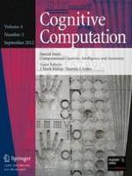 Cognitive Computation 3/2012