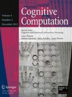 Cognitive Computation 4/2012