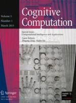 Cognitive Computation 1/2013