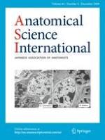 Anatomical Science International 4/2009