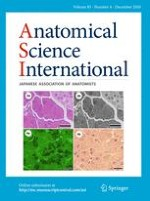 Anatomical Science International 4/2010