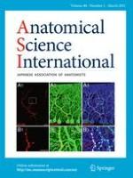 Anatomical Science International 1/2011