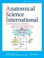 Anatomical Science International 1/2014