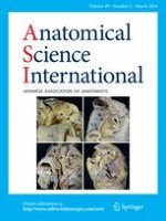 Anatomical Science International 2/2014