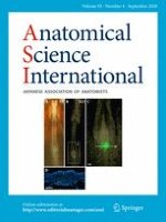 Anatomical Science International 4/2018