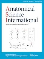 Anatomical Science International 1/2020