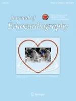 Journal of Echocardiography 1/2018