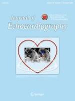 Journal of Echocardiography 4/2020