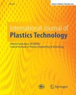 International Journal of Plastics Technology 2/2009