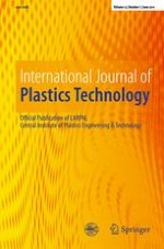 International Journal of Plastics Technology 1/2011