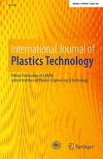 International Journal of Plastics Technology 1/2017