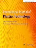 International Journal of Plastics Technology 1/2019