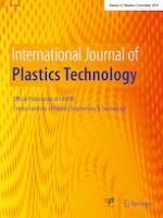 International Journal of Plastics Technology 2/2019