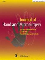 Journal of Hand and Microsurgery 2/2015