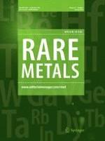 Rare Metals 1/2013