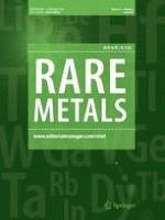 Rare Metals 2/2014