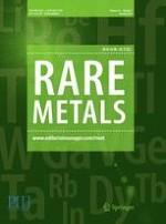 Rare Metals 1/2015