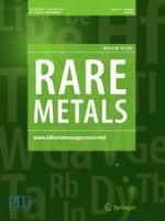 Rare Metals 4/2015