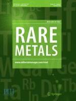 Rare Metals 9/2015