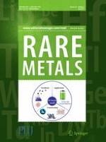 Rare Metals 5/2017