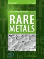 Rare Metals 8/2017