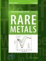 Rare Metals 9/2017