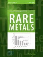 Rare Metals 5/2018