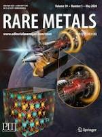 Rare Metals 5/2020