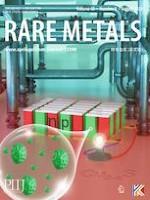 Rare Metals 8/2021