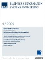 Business & Information Systems Engineering 4/2009